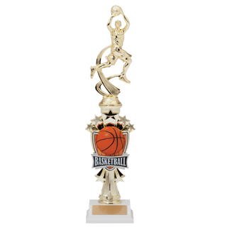 Giant Kids Basketball Trophy - 14