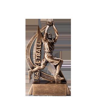 Ultra Arch Basketball Trophy - 6 5
