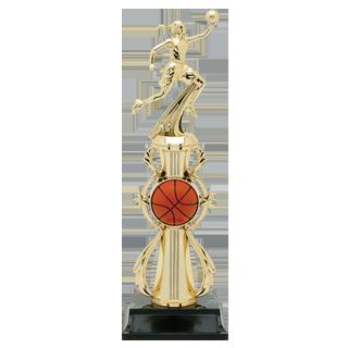 Girls Basketball Sport Trophy - 13
