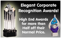 Cheap Corporate Trophies